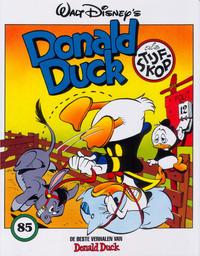Cover Thumbnail for De beste verhalen van Donald Duck (Geïllustreerde Pers, 1985 series) #85
