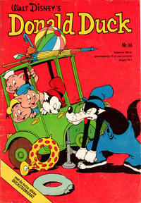 Cover Thumbnail for Donald Duck (Oberon, 1972 series) #16/1975
