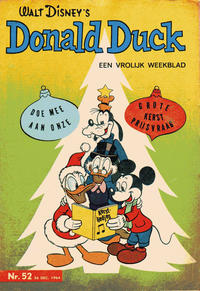 Cover Thumbnail for Donald Duck (Geïllustreerde Pers, 1952 series) #52/1964