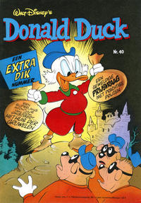 Cover Thumbnail for Donald Duck (Oberon, 1972 series) #40/1978