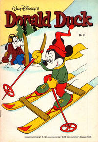 Cover Thumbnail for Donald Duck (Oberon, 1972 series) #3/1978
