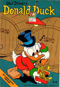 Cover Thumbnail for Donald Duck (Oberon, 1972 series) #18/1975