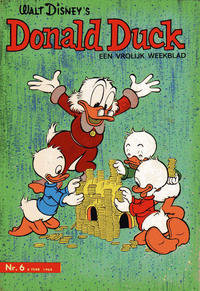 Cover Thumbnail for Donald Duck (Geïllustreerde Pers, 1952 series) #6/1965