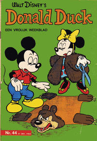 Cover Thumbnail for Donald Duck (Geïllustreerde Pers, 1952 series) #44/1964