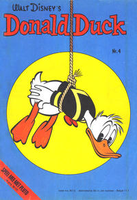 Cover Thumbnail for Donald Duck (Oberon, 1972 series) #4/1974