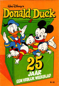 Cover Thumbnail for Donald Duck (Oberon, 1972 series) #43/1977