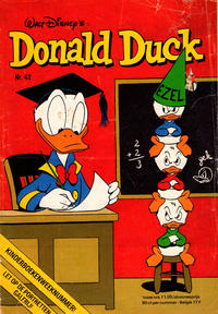 Cover Thumbnail for Donald Duck (Oberon, 1972 series) #42/1977