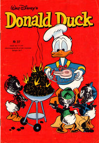 Cover Thumbnail for Donald Duck (Oberon, 1972 series) #37/1978