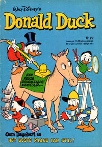 Cover Thumbnail for Donald Duck (Oberon, 1972 series) #29/1977