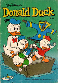 Cover Thumbnail for Donald Duck (Oberon, 1972 series) #35/1978