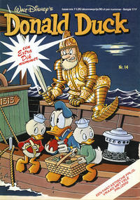 Cover Thumbnail for Donald Duck (Oberon, 1972 series) #14/1977