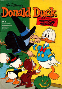 Cover Thumbnail for Donald Duck (Oberon, 1972 series) #8/1978