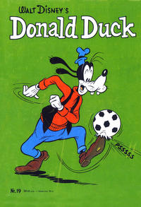 Cover Thumbnail for Donald Duck (Oberon, 1972 series) #19/1973
