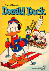 Cover Thumbnail for Donald Duck (Oberon, 1972 series) #5/1978