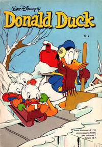 Cover Thumbnail for Donald Duck (Oberon, 1972 series) #2/1978