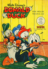 Cover Thumbnail for Donald Duck (Geïllustreerde Pers, 1952 series) #51/1953