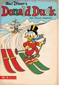 Cover Thumbnail for Donald Duck (Geïllustreerde Pers, 1952 series) #6/1964