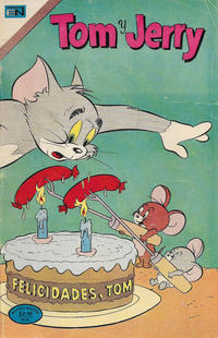 Cover Thumbnail for Tom y Jerry (Editorial Novaro, 1951 series) #400