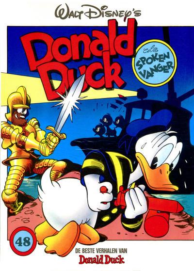 Cover for De beste verhalen van Donald Duck (Geïllustreerde Pers, 1985 series) #48