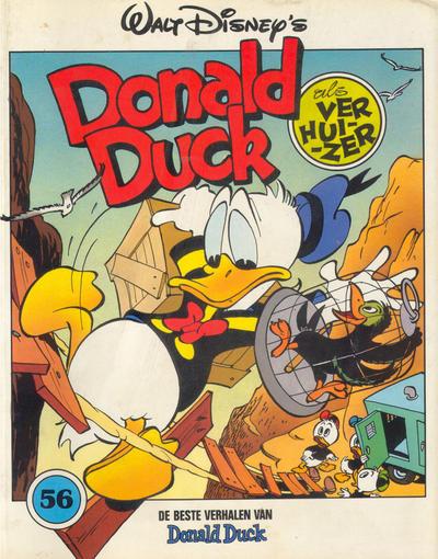 Cover for De beste verhalen van Donald Duck (Geïllustreerde Pers, 1985 series) #56