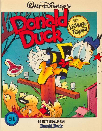 Cover for De beste verhalen van Donald Duck (Geïllustreerde Pers, 1985 series) #51