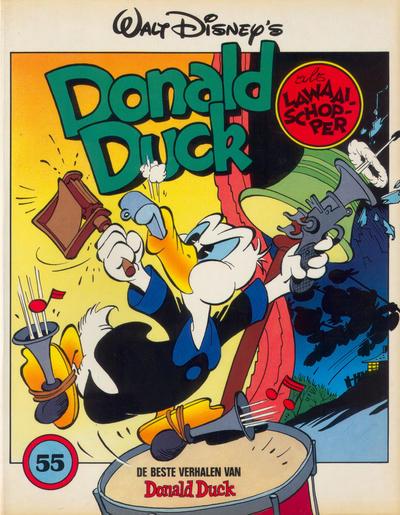 Cover for De beste verhalen van Donald Duck (Geïllustreerde Pers, 1985 series) #55