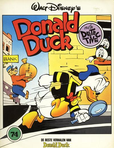 Cover for De beste verhalen van Donald Duck (Geïllustreerde Pers, 1985 series) #74