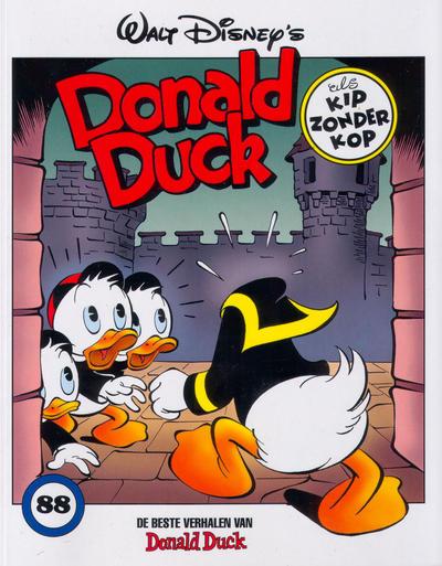 Cover for De beste verhalen van Donald Duck (Geïllustreerde Pers, 1985 series) #88 - Als kip zonder kop