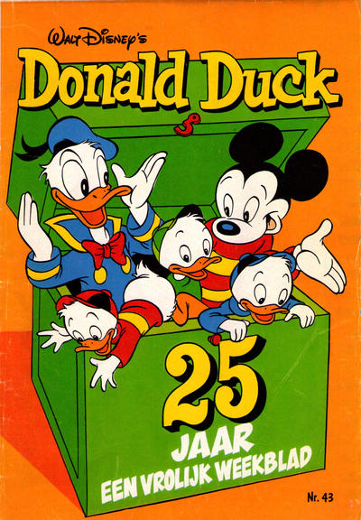 Cover for Donald Duck (Oberon, 1972 series) #43/1977