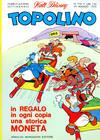 Cover for Topolino (Arnoldo Mondadori Editore, 1949 series) #756