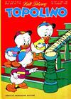 Cover for Topolino (Arnoldo Mondadori Editore, 1949 series) #761