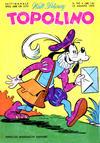 Cover for Topolino (Arnoldo Mondadori Editore, 1949 series) #769