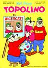 Cover for Topolino (Arnoldo Mondadori Editore, 1949 series) #797