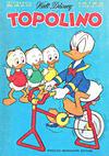 Cover for Topolino (Arnoldo Mondadori Editore, 1949 series) #801