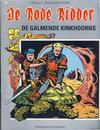 Cover for De Rode Ridder (Standaard Uitgeverij, 1959 series) #14 [kleur] - De galmende kinkhoorns