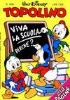 Cover for Topolino (Arnoldo Mondadori Editore, 1949 series) #1606