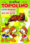 Cover for Topolino (Arnoldo Mondadori Editore, 1949 series) #1609