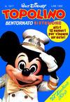 Cover for Topolino (Arnoldo Mondadori Editore, 1949 series) #1617