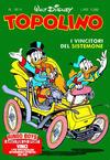 Cover for Topolino (Arnoldo Mondadori Editore, 1949 series) #1614