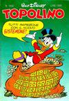 Cover for Topolino (Arnoldo Mondadori Editore, 1949 series) #1632