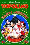 Cover for Topolino (Arnoldo Mondadori Editore, 1949 series) #1621