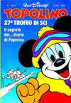 Cover for Topolino (Arnoldo Mondadori Editore, 1949 series) #1630