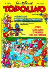 Cover for Topolino (Arnoldo Mondadori Editore, 1949 series) #1635