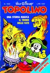 Cover for Topolino (Arnoldo Mondadori Editore, 1949 series) #1639