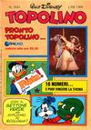 Cover for Topolino (Arnoldo Mondadori Editore, 1949 series) #1634
