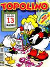 Cover for Topolino (Disney Italia, 1988 series) #2372