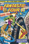 Cover for Fantastic Four (Marvel, 1961 series) #167 [British Price Variant]