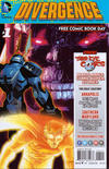 Cover Thumbnail for Divergence FCBD Special Edition [Free Comic Book Day] (2015 series) #1 [Third Eye Comics Cover]