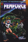 Cover for FemForce (AC, 1985 series) #165 [Stormy Tempest 1:4]