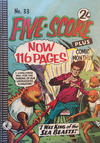 Cover for Five-Score Plus Comic Monthly (K. G. Murray, 1960 series) #33